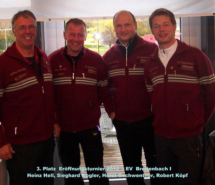 3. Rang: EV Breitenbach 1